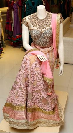 Picture for category Embellished Lehengas