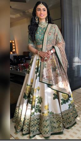 Picture for category Digital Printed Lehengas