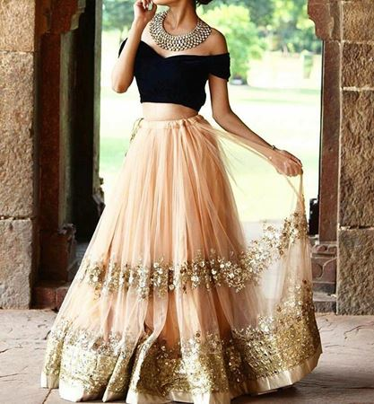 Picture for category Contempory Lehengas