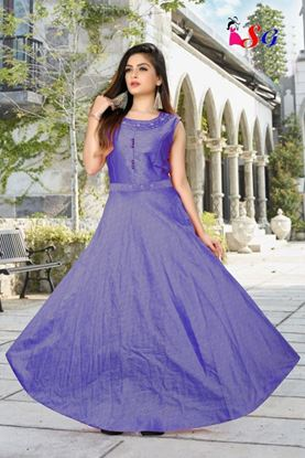 Picture of Fancy Full Gair Gown