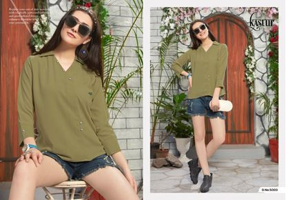 Picture of Stylish & Designer Western Tops