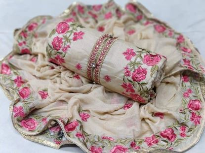Picture of Embroidery Dress Material