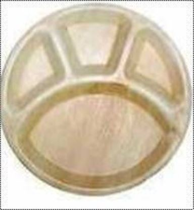 Picture of Nature's Solutions Green Leaf Disposable Plates