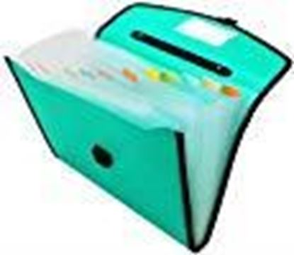 Picture of relax-sliding-plastic-bar-file-folder-for-a4-paper-display-multicolour-pack-of-10