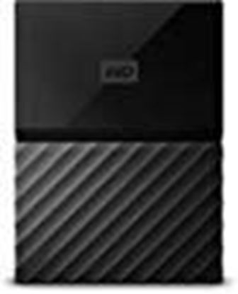 Picture of Western Digital BS4B0020BBK-WESN My Passport 2TB Portable External Hard Drive (Black)